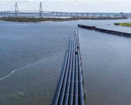 Technology – Agru America pipes on water